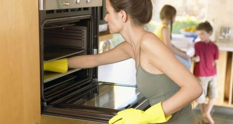 pulizia-forno