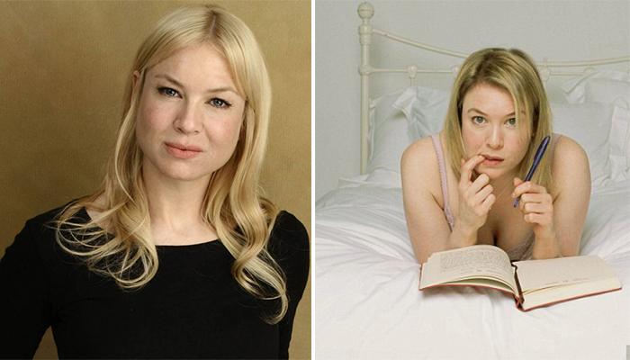 Renee Zellweger em o diário de Bridget Jones