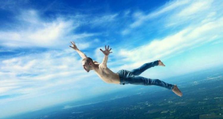sonhar que estou voando