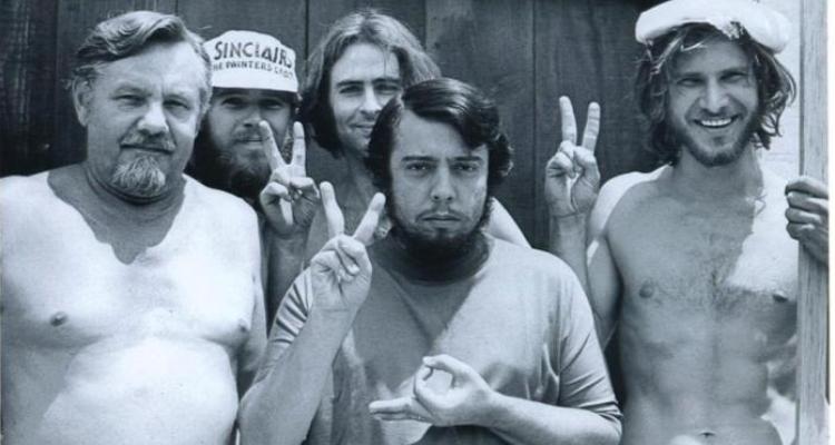 Harrison Ford antes da fama