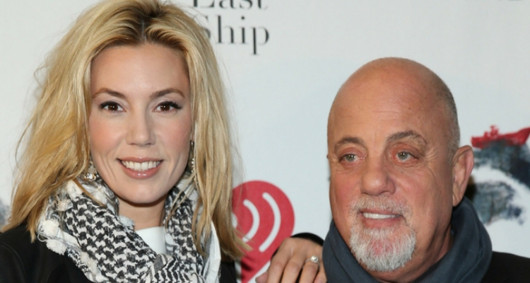 Billy Joel e Alexis Roderick