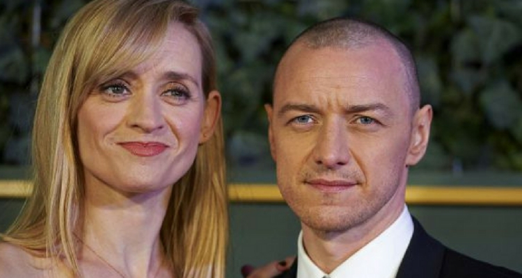 James Mcavoy e Anne Marie Duff