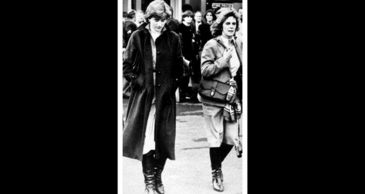 Lady Di e Camille Parker Bowles