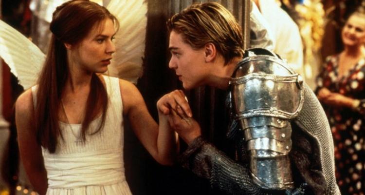 Leonardo Di Caprio e Claire Danes