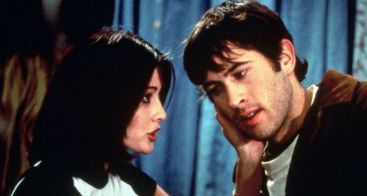 Shannen Doherty e James Lee
