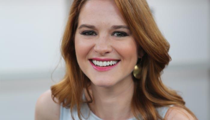 Sarah Drew virgem