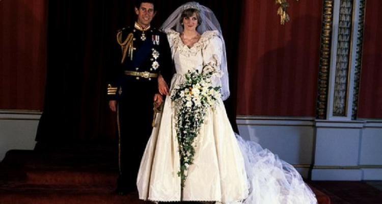 vestido de noiva lady di