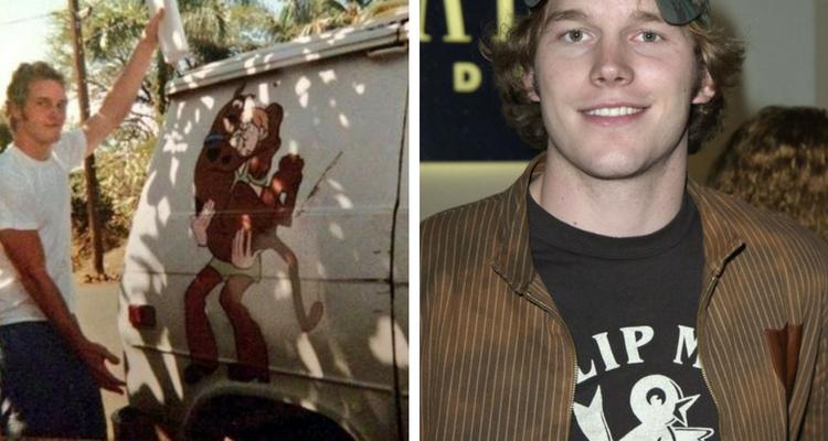 Chris Pratt antes da fama