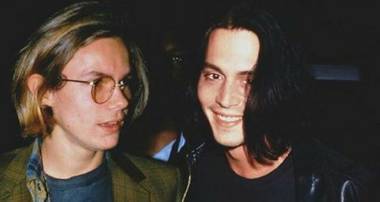 Johnny Depp e River Phoenix