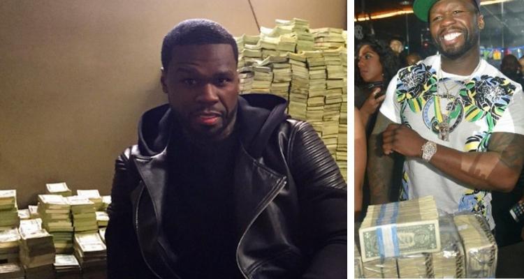 50 Cent dívida