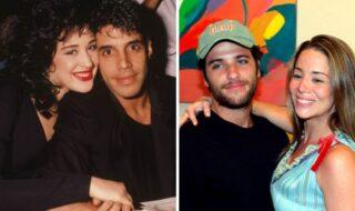 famosos que ja namoraram e voce nao sabia