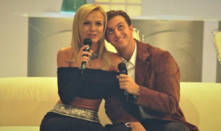 Luciano Huck e Eliana