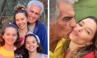 Bianca Rinaldi e Eduardo Menga