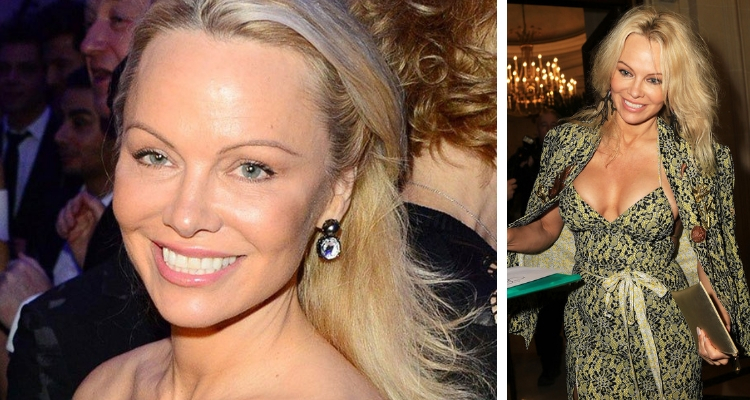 Pamela Anderson idade