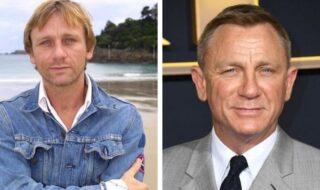 Daniel Craig antes da fama