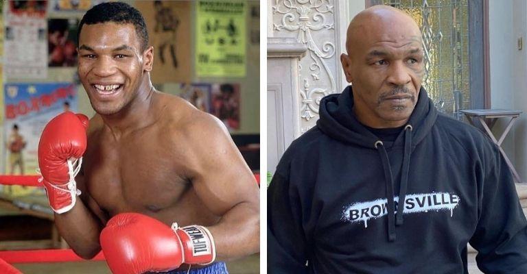 Mike Tyson hoje
