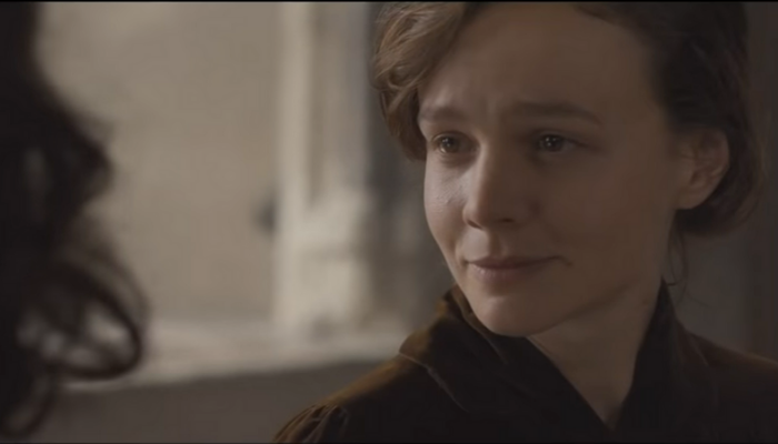 Carey Mulligan em as sufragistas