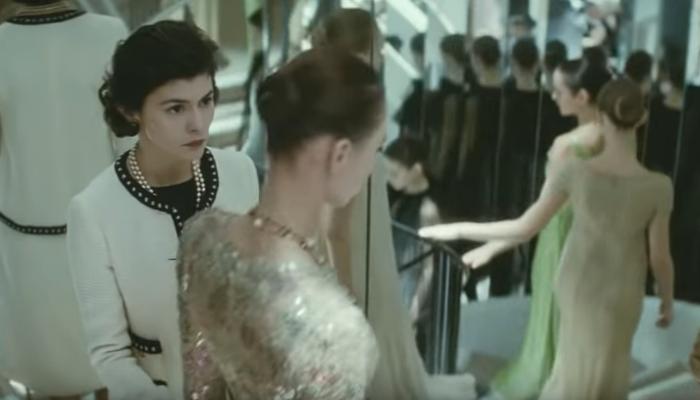 Coco Chanel filme