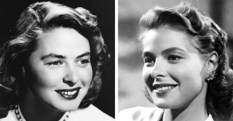 Ingrid Bergman segredos de beleza