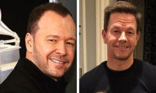 Donnie e Mark Wahlberg