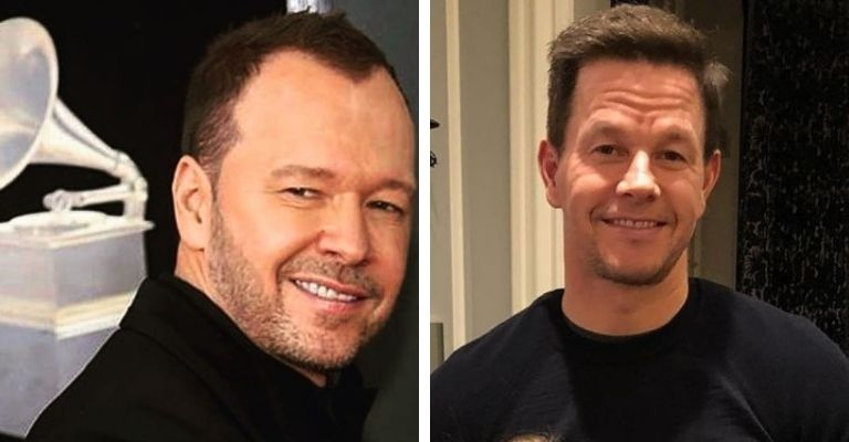 Donnie e Mark Wahlberg