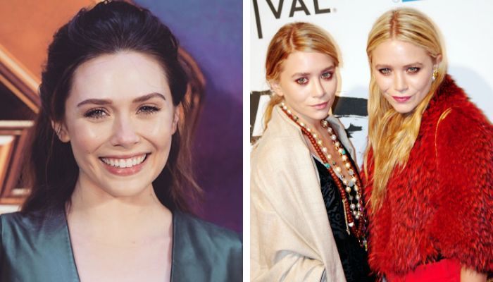Elizabeth, Mary Kate e Ashley Olsen