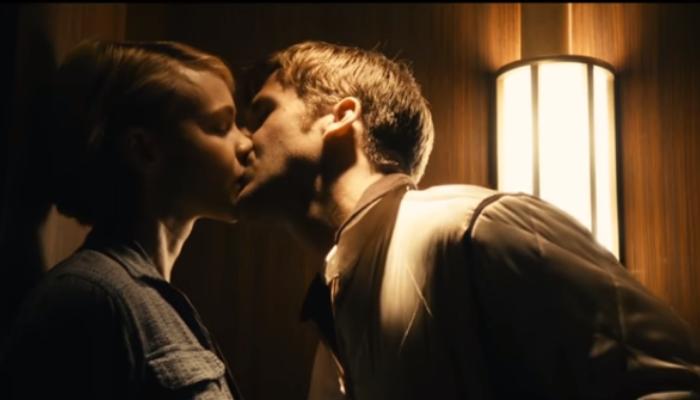 Driver cena do beijo