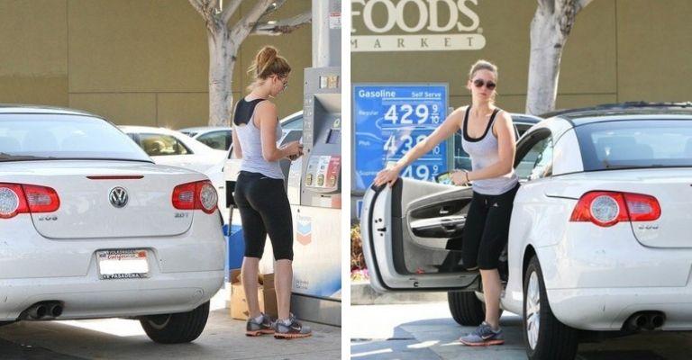 Jennifer Lawrence carro