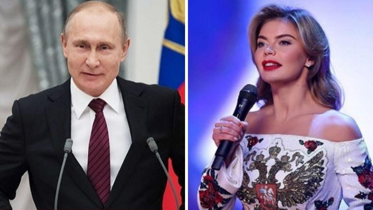Putin amante