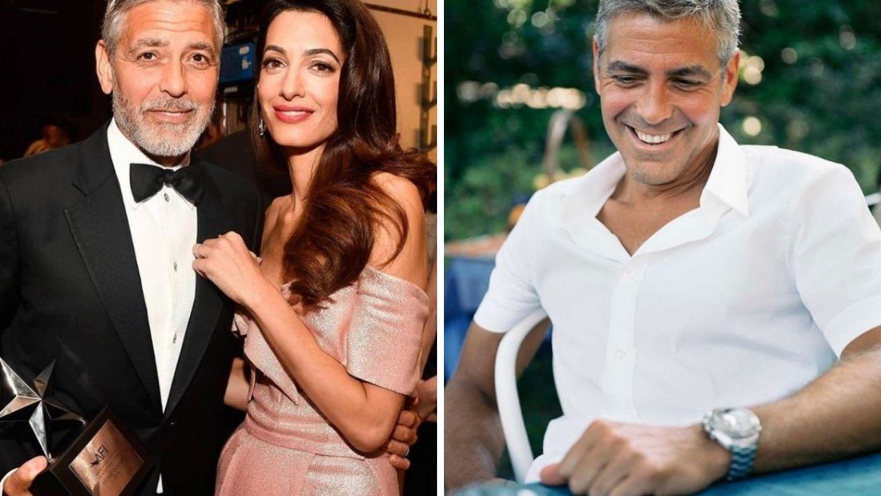 George Clooney amigos