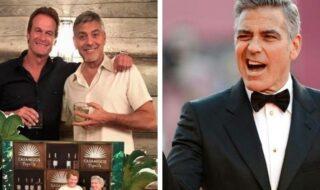George Clooney e Rande Gerber