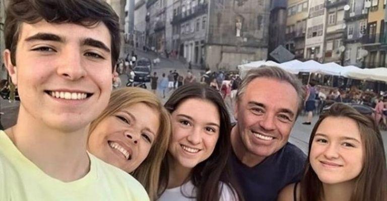 Gugu Liberato família