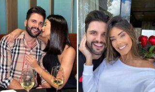 Ivy Moraes e namorado