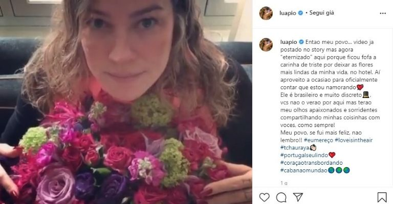 Luana Piovani Instagram