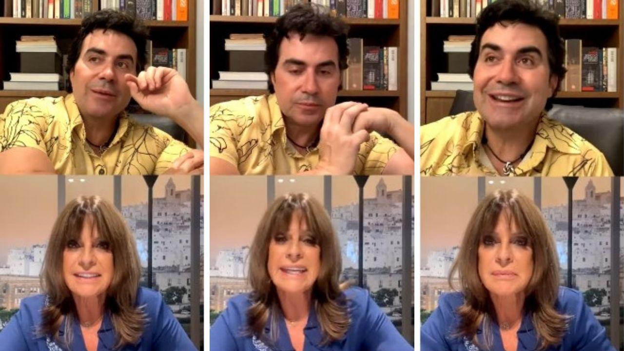 Padre Fabio de Melo harmonização facial