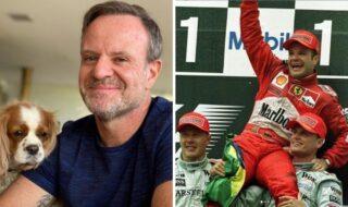 Rubens Barrichello memes