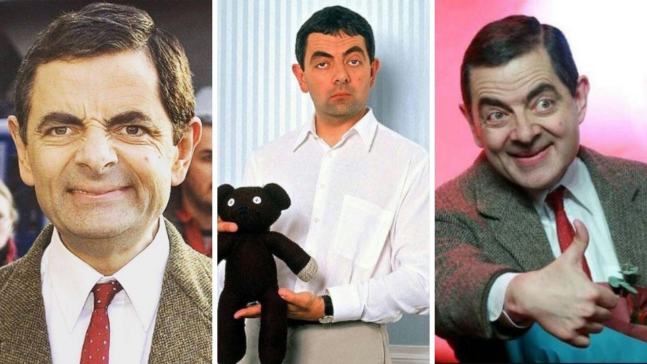 Mr. Bean personagem