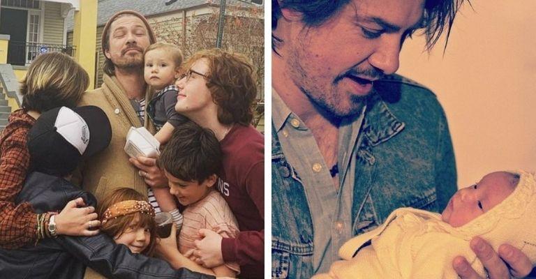 Taylor Hanson filhos